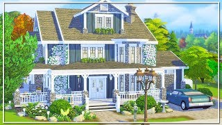 THE SIMS 4 | BUILD | GRANDPARENT'S SUBURBAN HOME