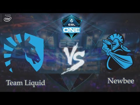 ESLOne Genting 2018 Grand finals! Team Liquid vs. Newbee  GAME 5  (English Commentary) LIVE NOW..