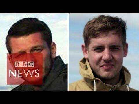 Why did Turkey arrest Vice News journalists? BBC News