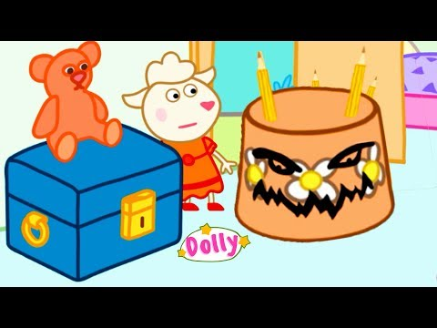 Dolly & Friends Funny Cartoon for kids Full Episodes #287 Full HD