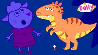 Dolly & Friends Funny Cartoon for kids Full Episodes #296 Full HD