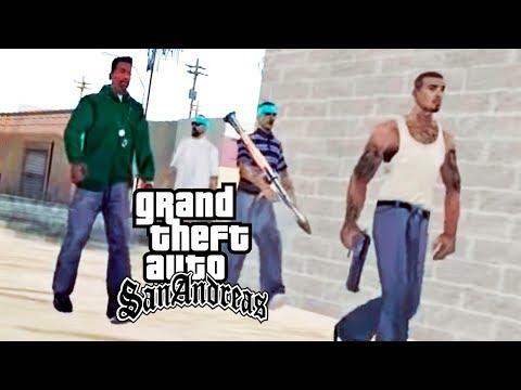 GTA San Andreas #43: O EPISÓDIO MAIS DOIDO