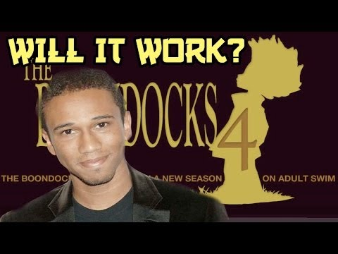 Will The Boondocks Season 4 Work Well Without Creator Aaron Mcgruder? video