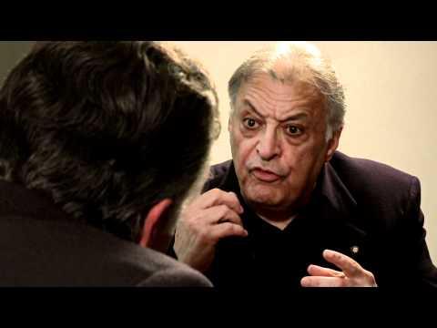 Interview mit Zubin Mehta