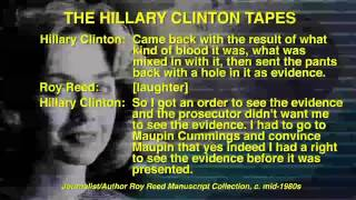 The Hillary Clinton Tapes
