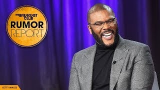Tyler Perry Opens Up About Child Abuse And The Spark That Fueled His Writing