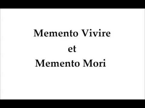 Memento mori meaning