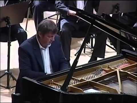 Boris Berezovsky, Alexander Sladkovsky, TSO   Rachmaninoff Piano Concerto #3 mov  I