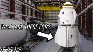 Why Does SpaceX's New Dragon 2 Have Fins On It?