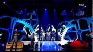 Florence Foresti danse