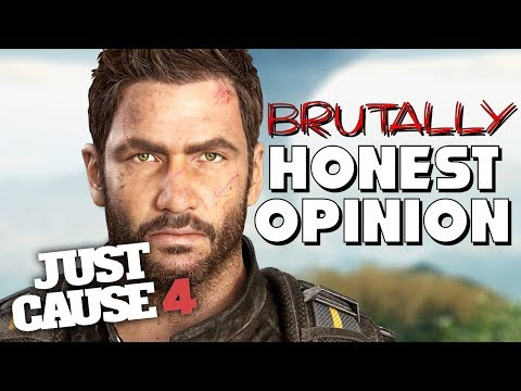 I PLAYED JUST CAUSE 4 - My brutally honest opinion