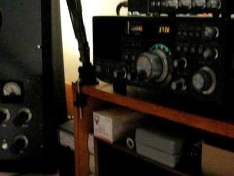 Amateur Radio 3.730Mhz AM WFD Net  - W1AEX