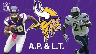 Legend for Hire: How LaDainian Tomlinson Almost Teamed Up with Adrian Peterson | NFL Now