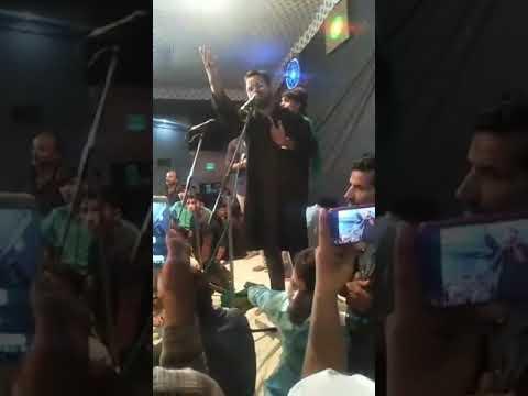 Ayna Ali akbara, Muh ke bal tha, khoo se rangeen, Aye qateel karbala | Mohammad Raza Gopalpuri