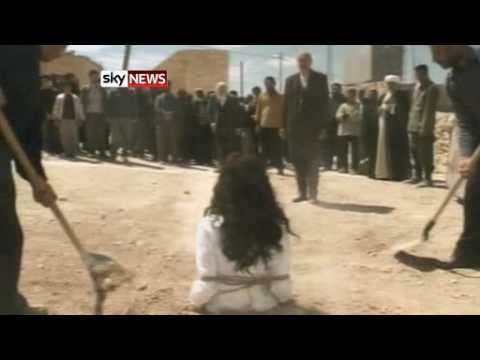 Iran Infuriated By Film Of Woman's Stoning