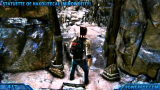 Uncharted Golden Abyss - All Treasure Locations - Chapter 28