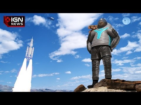 Check Out NASA's New Z-2 Spacesuit Design - IGN News