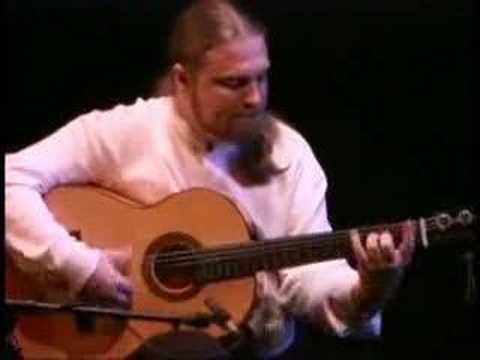 Encrucijada (Fandangos) - Jason McGuire - Flamenco Guitar