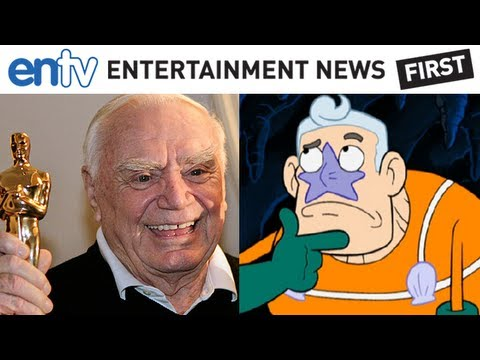 "Ernest Borgnine RIP: Spongebob ""Mermaidman"" & Character Actor Remembered For Memorable Roles"