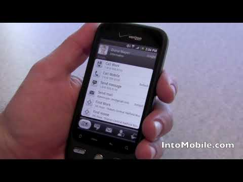 Hands-on with Verizon's HTC Droid Eris Video