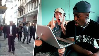 Play this video REACTING TO CRAZY LIVELEAK FOOTAGE!