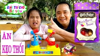 Fighting game Eat rotten candy Entertainment for your baby