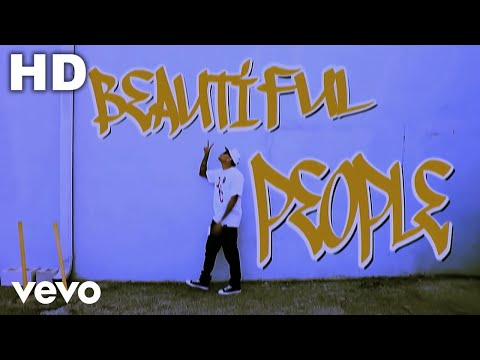 Chris Brown feat. Benny Benassi - Beautiful People Music Videos