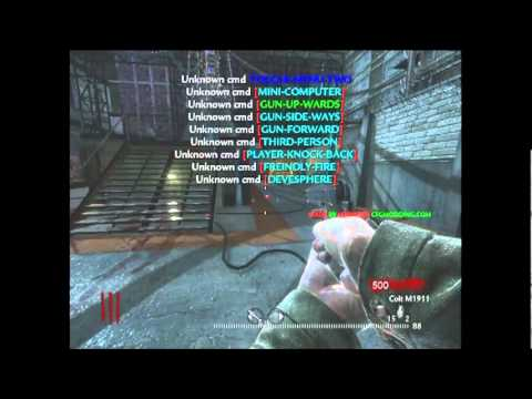 COD WAW MOD MENU USB