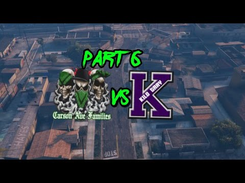 FAMS Vs KTBG [Lobby War] Part 6