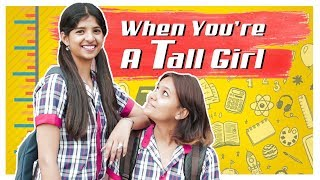Problems Of A Tall Girl | OMG E08 | Ft. Dipshi | Put Chutney