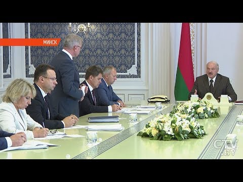 """""""Вы способны управлять министерством?"""". Лукашенко критикует Минздрав. Коррупция в здравоохранении"""