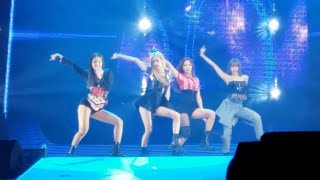 190424 Don't Know What To Do @ Blackpink In Your Area Chicago Concert Live Fancam