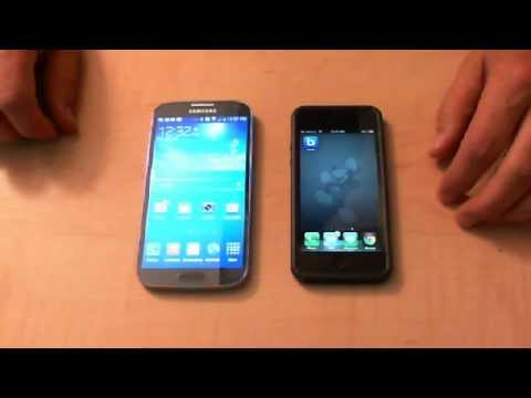 Galaxy S4 [Contacts Transfer]: Transfer Contacts From Samsung Galaxy