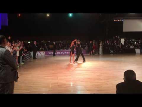 Dutch Open Assen 2016 - Open Amateurs latin - Final - Rumba