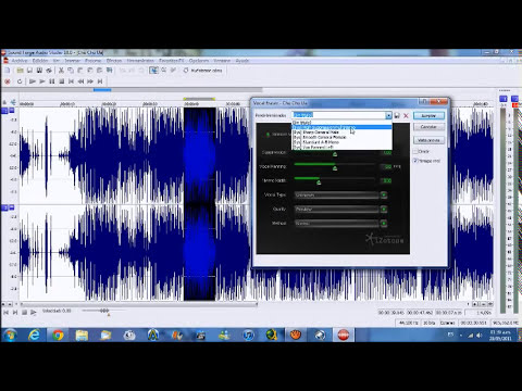 Sound forge audio studio y vocal eraser programa para quitar voz de un audio