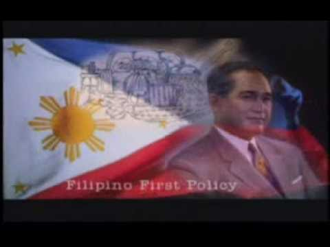 Lupang Hinirang - Philippine National Anthem video