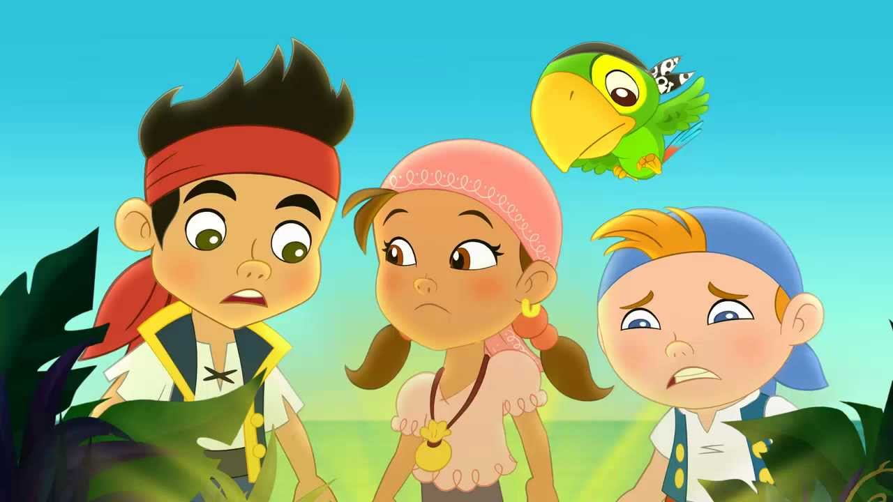 Jake and the Never Land Pirates: Never Land Rescue ...