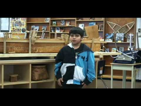Building a Canoe with Algonquin School Episode 2