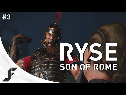 Ryse Son of Rome Walkthrough Part 3 - Jaw Surgery!