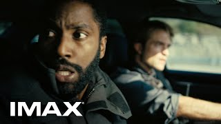 TENET | New Trailer | A Film from Christopher Nolan | Shot with IMAX® Cameras