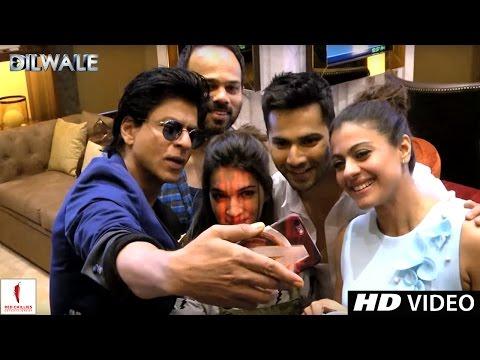 Dilwale   Manma Emotion Jaage Song Launch   Kajol, Shah Rukh Khan, Varun Dhawan, Kriti Sanon