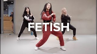 Download Lagu Fetish - Selena Gomez (ft. Gucci Mane) / Minyoung Park Choreography Gratis STAFABAND