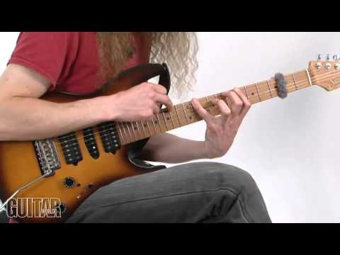 Guthrie Govan Professor Shred Completo video