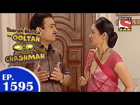 Taarak Mehta Ka Ooltah Chashmah - तारक मेहता - Episode 1595 - 28th January 2015 video