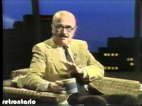 Elwy Yost TVOntario Saturday Night At the Movies intro 1983