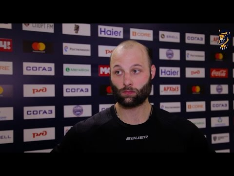Иван Захарчук: «С 0:4 тяжело отыграться»