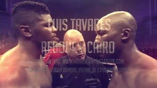 World Fighting League April 3rd 2016 - Luis Tavares vs Redouan Cairo