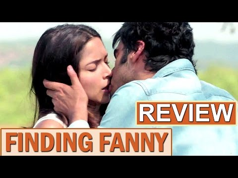 Finding Fanny Full Movie Review | Deepika Padukone, Arjun Kapoor, Naseeruddin Shah, Dimple Kapadia