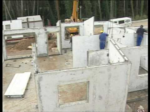 Casas prefabricadas hormigon economicas