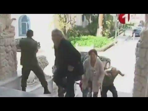 Gunmen kill 8, take hostages in Tunisian museum